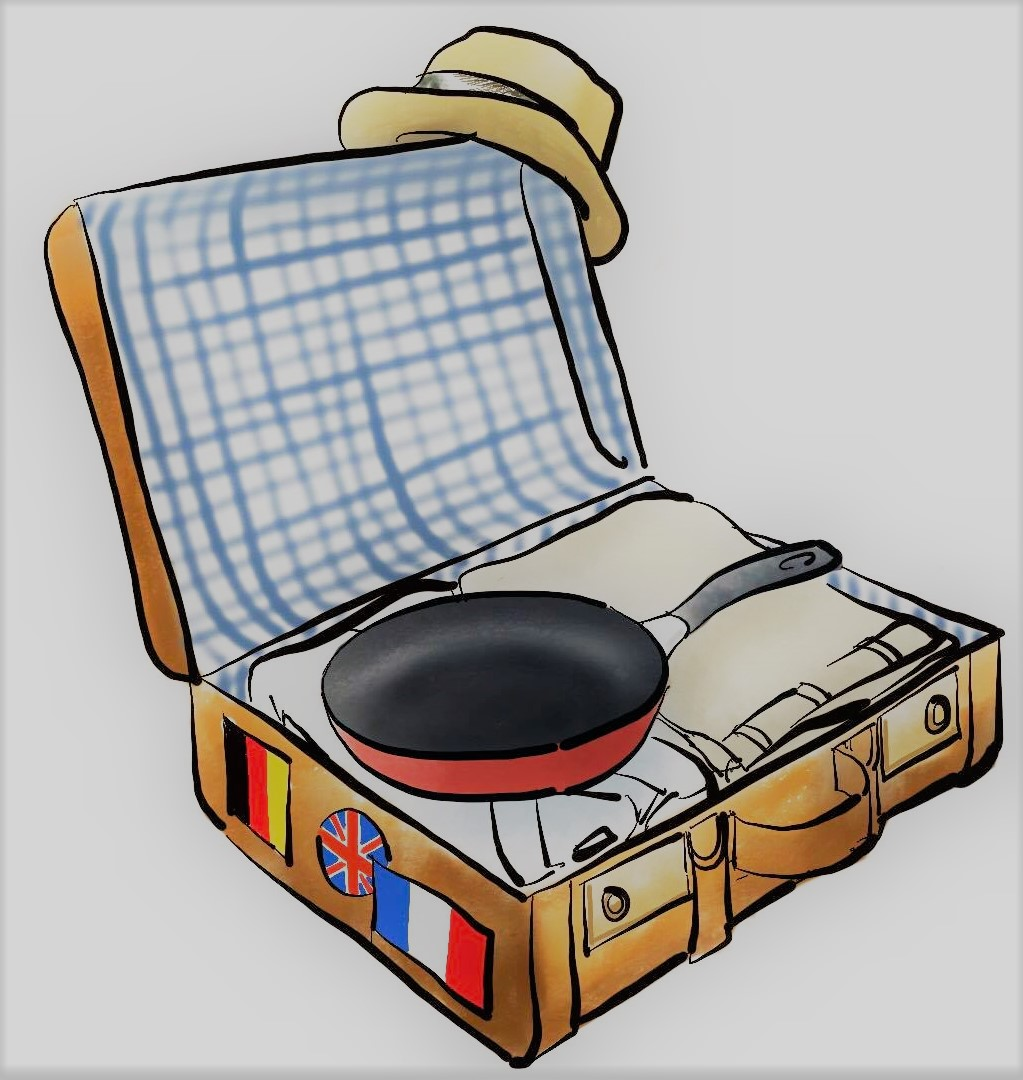 PAN IN A SUITCASE