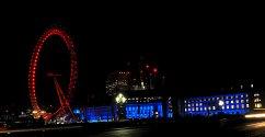 London Eye and Sea Life London Aquarium