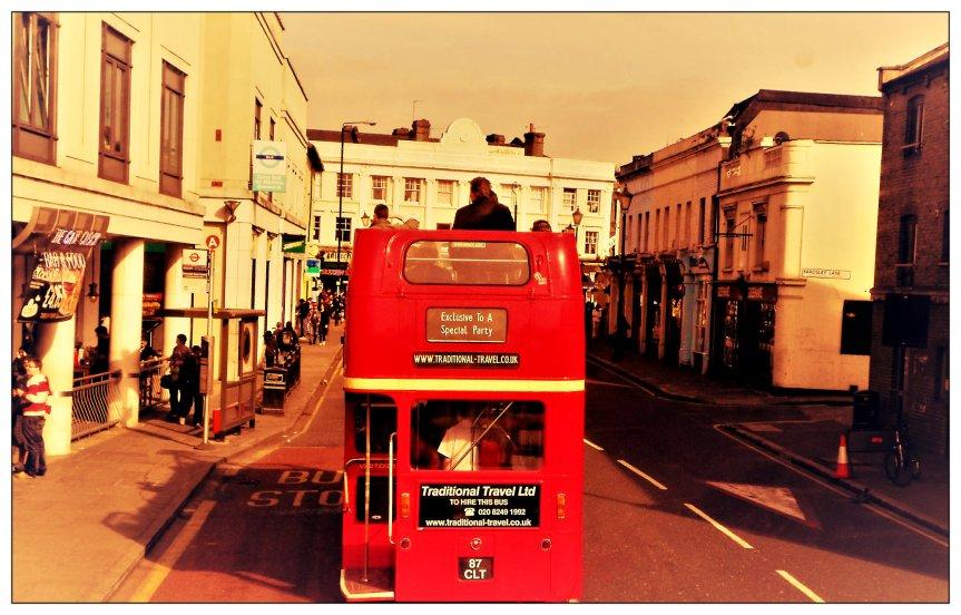 The London Tour BusCompanies