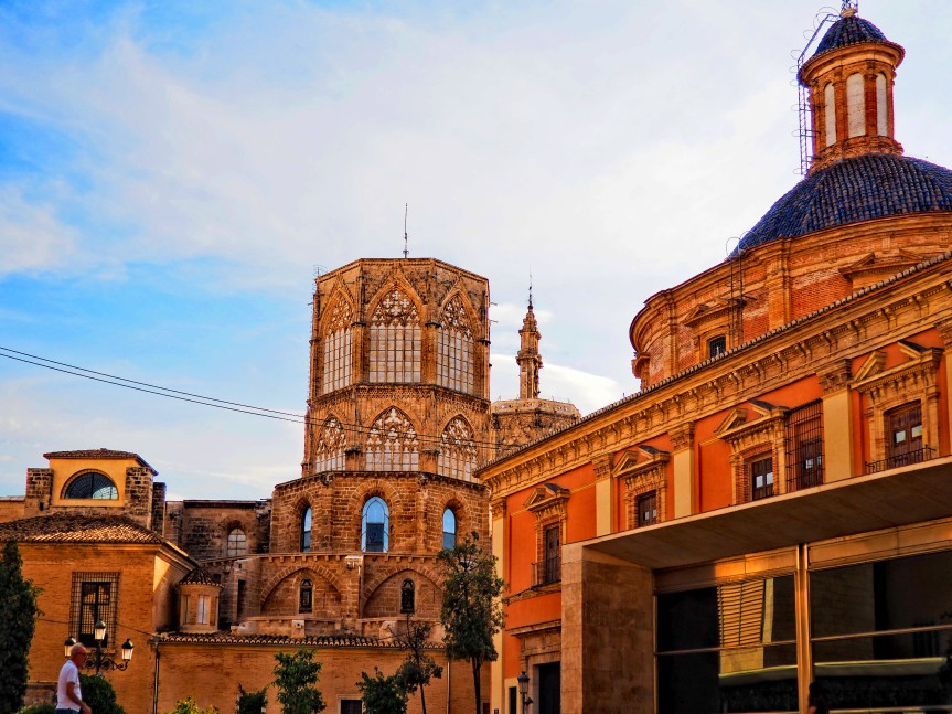 Valencia – The city of the The Holy Grail.