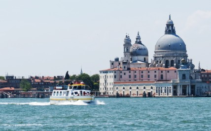 You can take this boat from Venice to Murano.