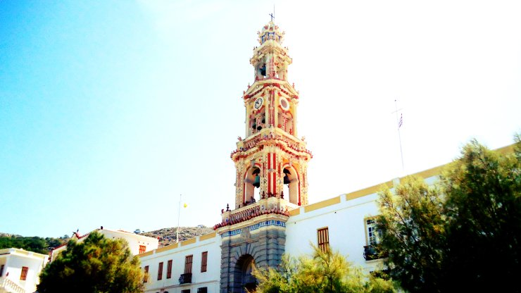 Highest Baroque Bell Tower in the World